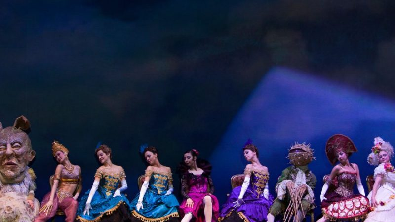 Five gasp-inducing moments from Cinderella