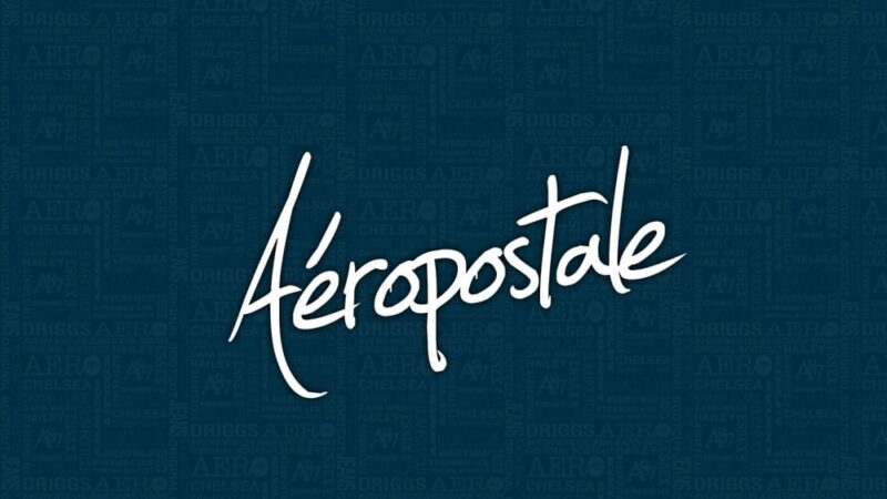 Aeropostale and gift cards
