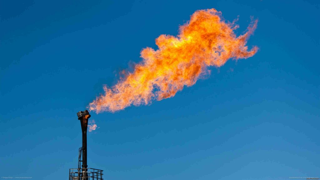 Open bidding for natural gas