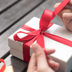 Gifts for New Year and Christmas